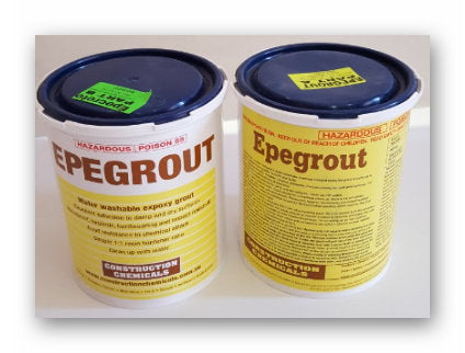 KEMGROUT EPEGROUT LIQUIDS ( 1 lt A and 1 lt B )