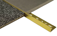 Tile Trim Perforated Brass Angle For Tiling 3 mts