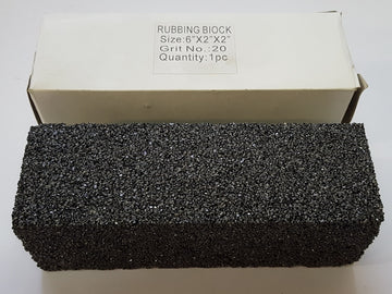 CARBORUNDUM BLOCK