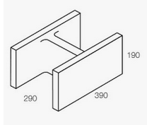 Concrete Block Stretcher 27571