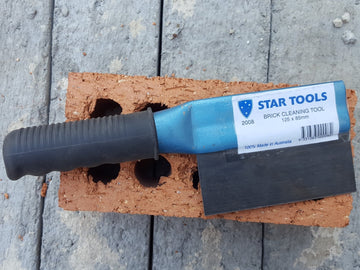 BRICK CLEANING TOOL