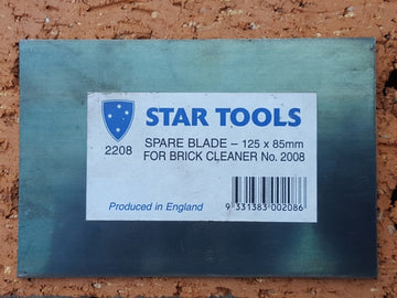 BRICK CLEANER TOOL BLADE STAR