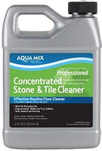 AQUA MIX CONCENTRATED STONE AND TILE CLEANER
