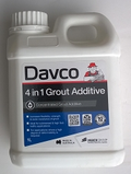 DAVCO 4 IN 1 GROUT ADDITIVE 1lt and 5 lts