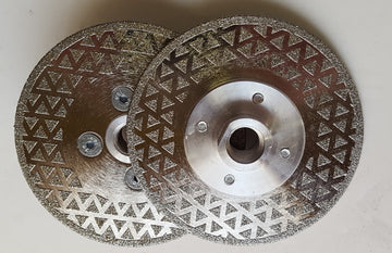DIAMOND FLUSH CUTTING DISCS