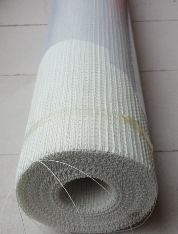 FIBREGLASS ROLLS FOR CEMENT RENDER