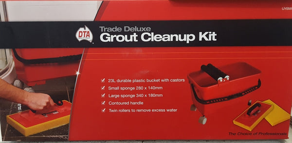 Grout Clean Up Kit