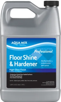 AQUA MIX FLOOR SHINE AND HARDENER