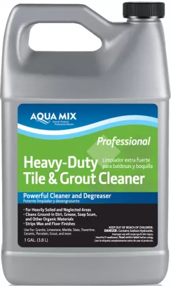 AQUA MIX HEAVY DUTY TILE & GROUT CLEANER