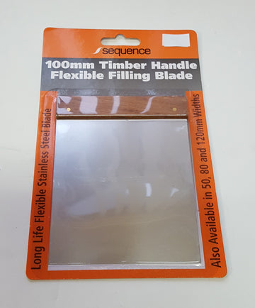 Filling Blade Flexible