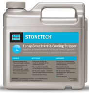 LATICRETE STONETECH EPOXY GROUT HAZE STRIPPER GEL