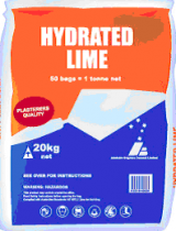 Lime Hydrated . 20 KGS