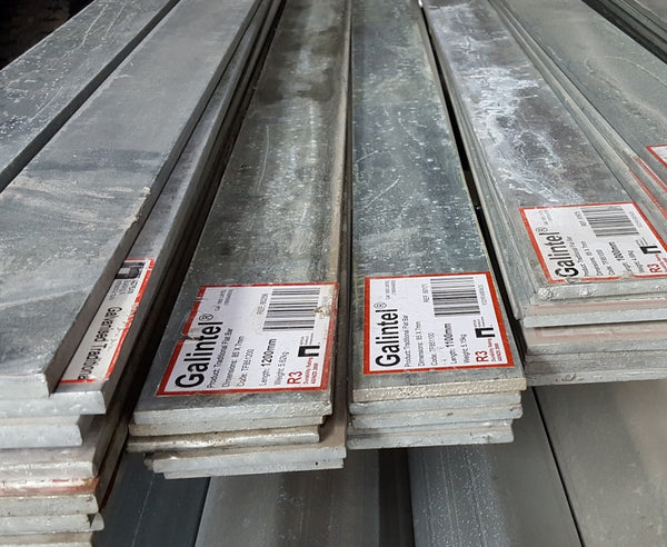 Lintel Steel Flat Bar 85x7 Gal