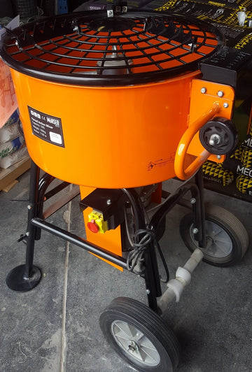 SCREED MIXER MORSER MORTAR MACHINE 100 Lts