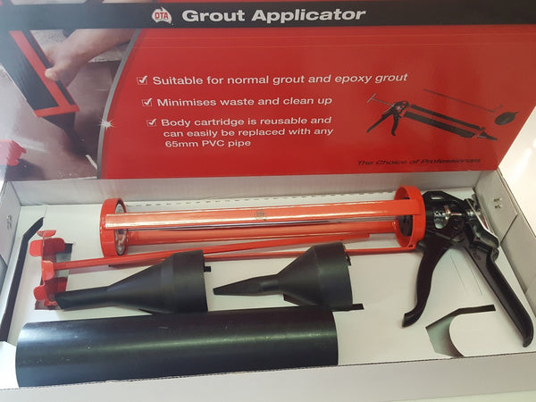 GROUTING POINTING GUN