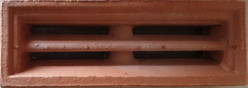 BRICK VENT CLAY Terracotta type B and diferente style ( price B )