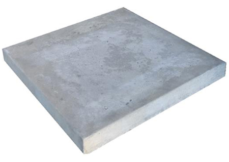 Concrete Slabs for heaters or paving