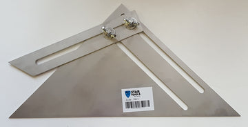 SQUARE PLASTERERS STAINLESS
