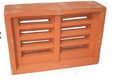 TERRACOTTA BRICK VENT CLAY