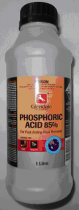 Phosphoric Acid .