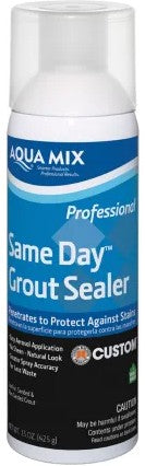 AQUA MIX SAME DAY GROUT SEALER 425 GR AEROSOL
