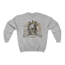Bay View Skull Crewneck