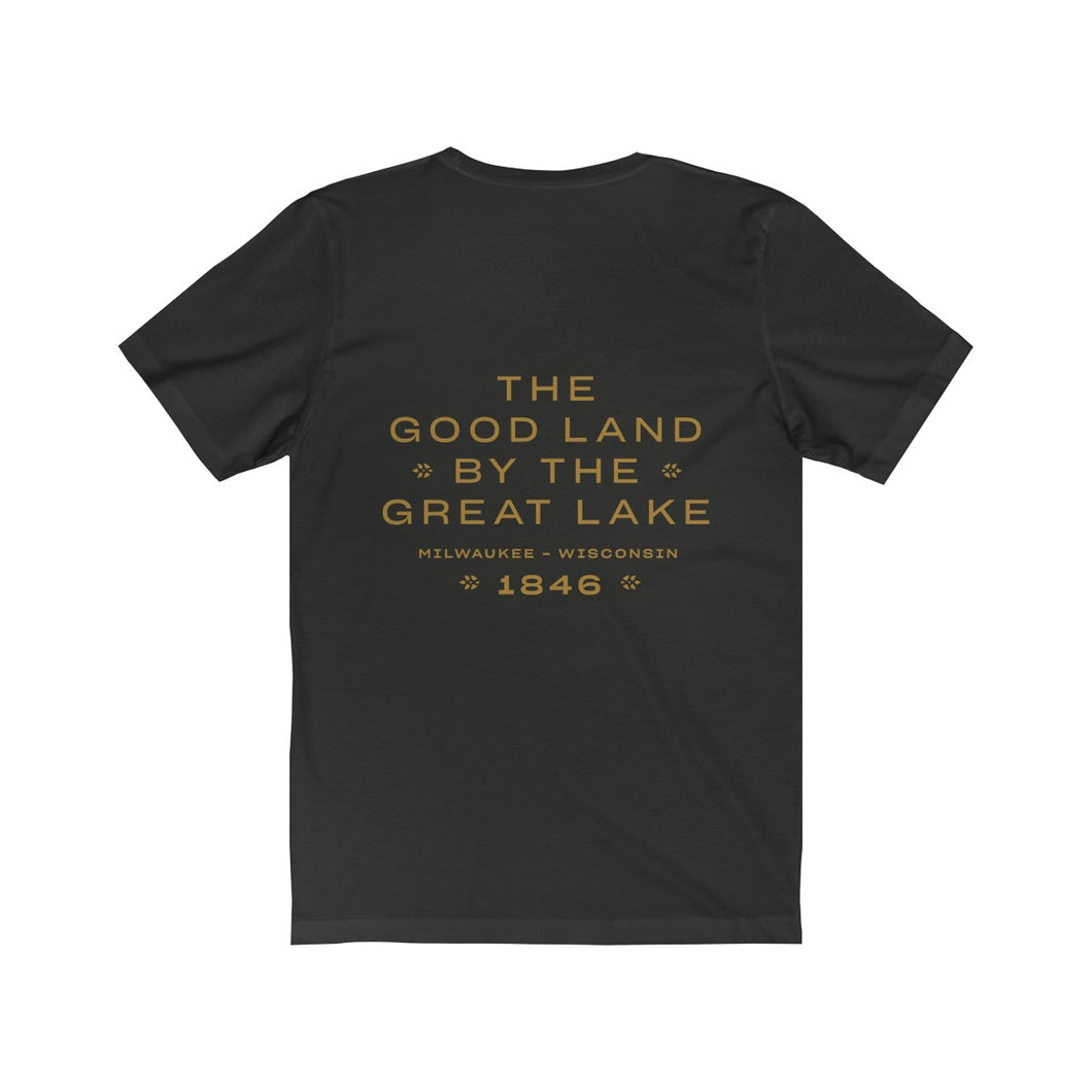 Good Land / Great Lake Unisex Jersey Short Sleeve Tee