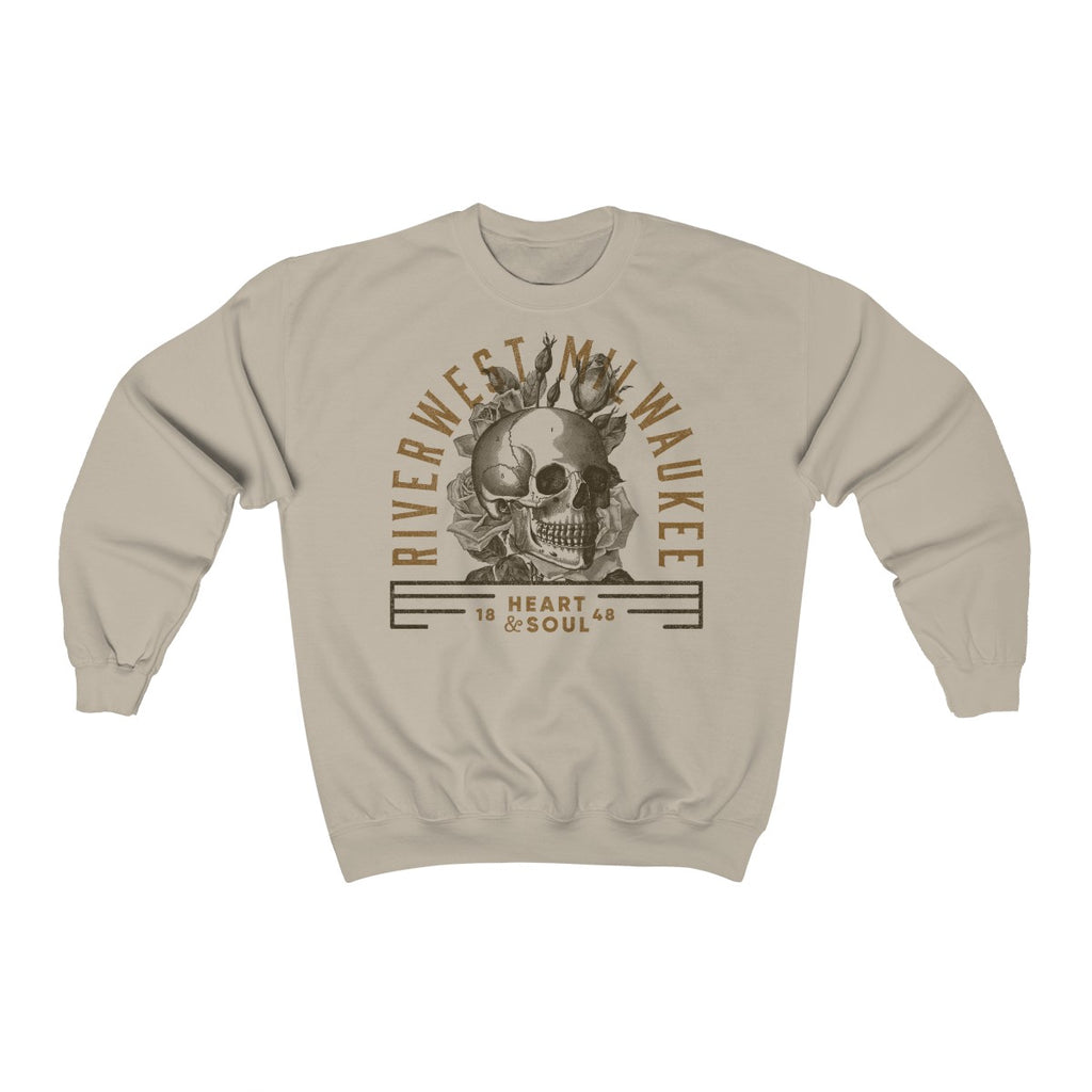 Riverwest Milwaukee Unisex Crewneck