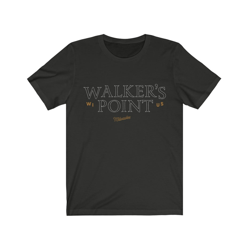 Walker's Point Unisex Jersey Short Sleeve Tee