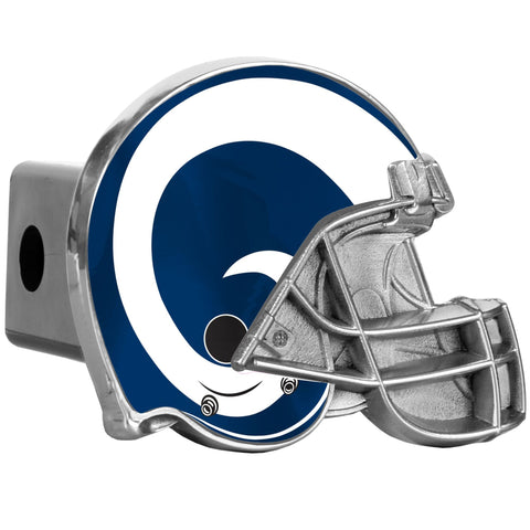 Los Angeles Rams Helmet Hitch Cover