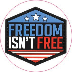 Star Freedom Isn't Free-Item #1222
