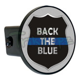 Badge Back The Blue-Item #1224
