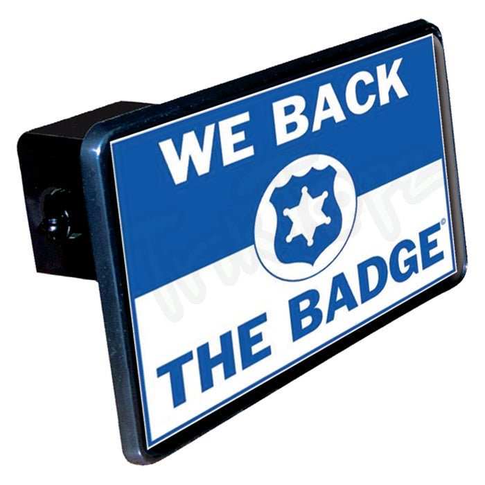 We Back The Badge-Rectangle-Item #1227