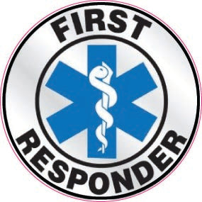 White First Responder-Item #1241