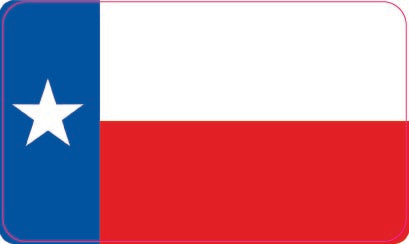 Texas Flag-Item #2944