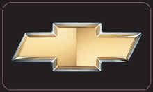 Load image into Gallery viewer, Chevy Bowtie (Gold)-Item #3121