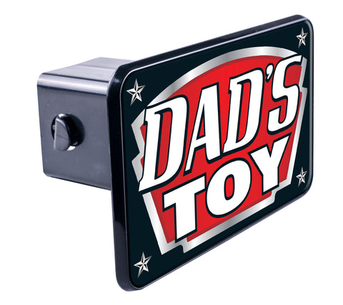 Dad's Toy Hitch Cover