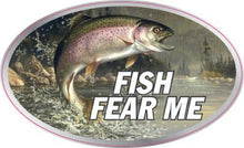 Load image into Gallery viewer, Fish Fear Me-Item #3521