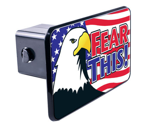 Fear This! Hitch Cover