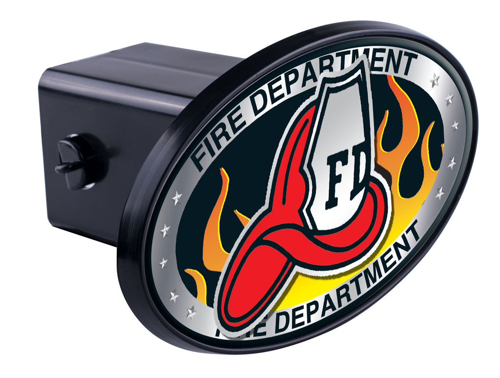 Fire Dept Helmet-Item #3593