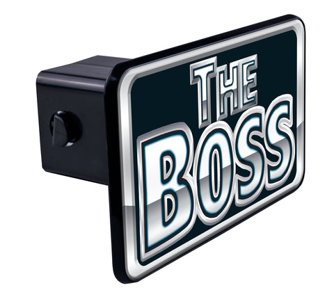 The Boss Hitch Cover