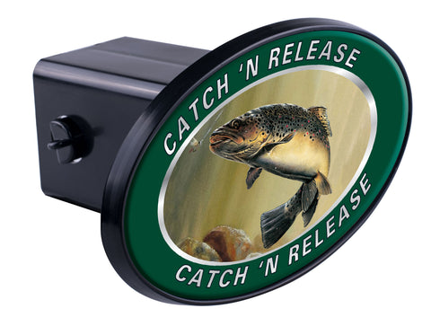 Catch n Release Hitch Cover