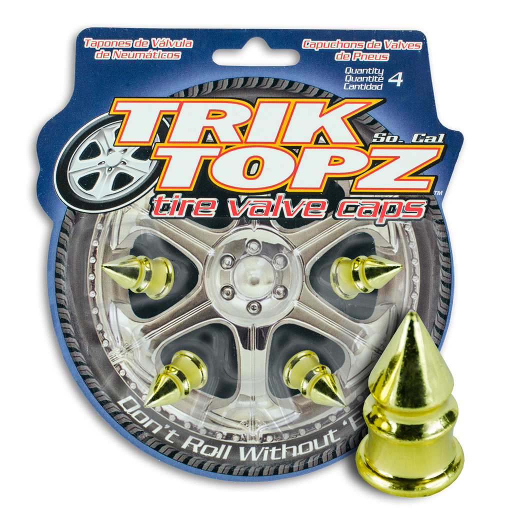 Spike Gold (4 Pack)-Item #8092