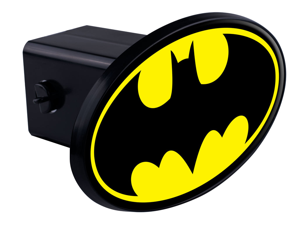 Batman Oval-Yellow