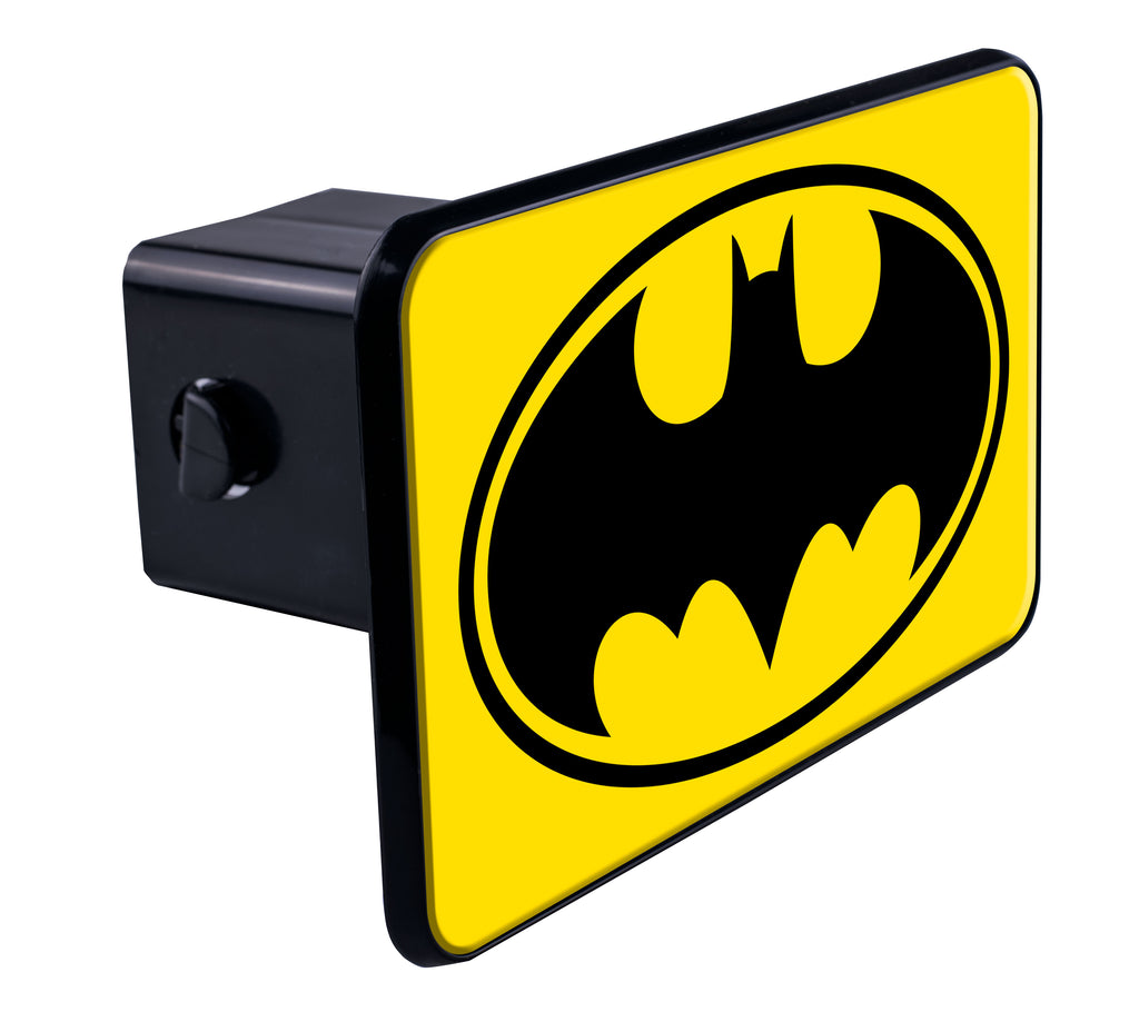 Batman Rectangle-Yellow