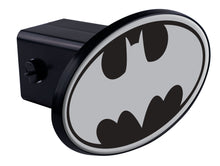 Load image into Gallery viewer, Batman Oval-Gray-Item #3970