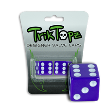 Load image into Gallery viewer, Dice Purple (2 Pack)- Item #8606