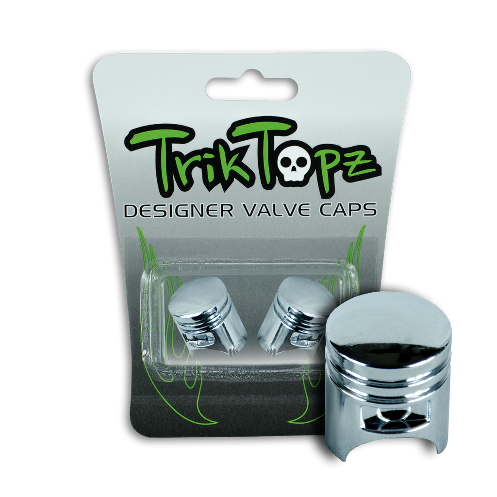 Piston Chrome (2 Pack)-Item #8662