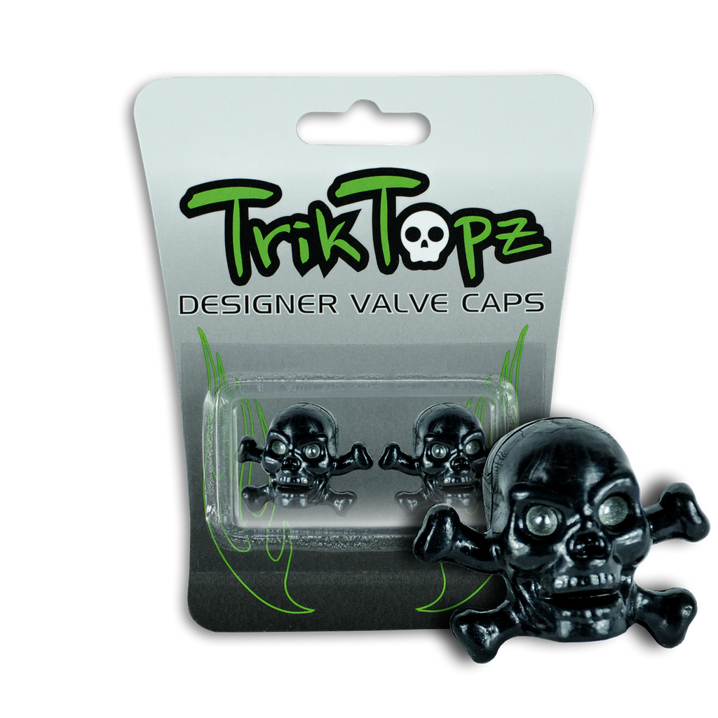 Skull & Bones Black (2 Pack)-Item #8635