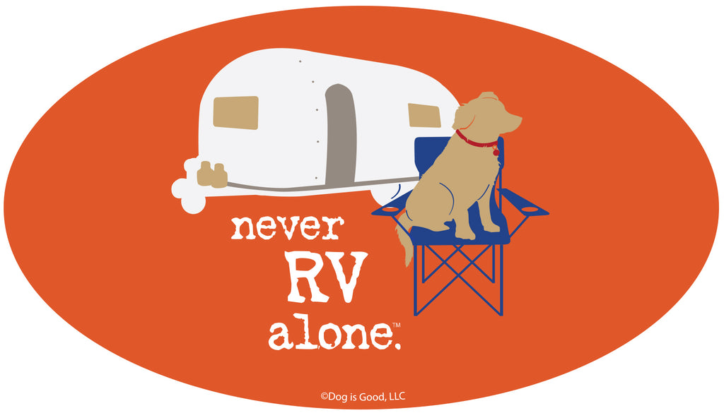 Never RV Alone-Item #3966